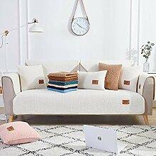 sofabezug,Couch überwurf,Winter 1/2/3/4 Sitzer