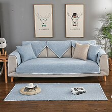Sofabezug Für 1 sitzer,Full-cover Sofa dämpfung