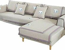 Sofabezug für Haustiere, Einfach passen Dicke