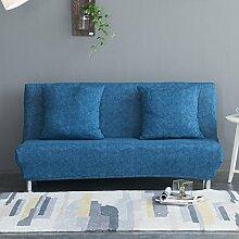 Sofabezug für Klappsofas ohne Armlehnen, mit