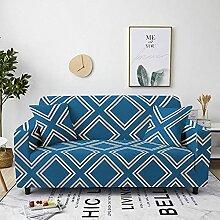 Sofabezug Grauer Katzendruck Sofa überzug Stretch