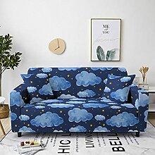 Sofabezug Grünbeiger Marmor Sofa überzug Stretch