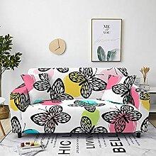 Sofabezug Grüne Rosa Erdbeere Sofa überzug