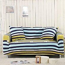 Sofabezug mit kissenhüllen,Voll-paket universal