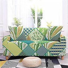 Sofabezug Seeblau Khaki Sofa überzug Stretch