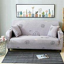 Sofabezug Super Elastic Fiber geeignet für 1-4
