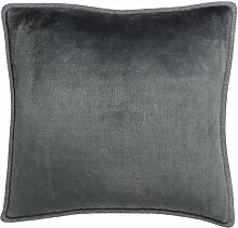 Sofakissen Arden Ebern Designs Farbe: Grau