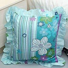Sofakissen Bett-Kissen-Pad Home Fashion Kissen-H 60x60cm(24x24inch)VersionB