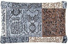 Sofakissen Kopfkissen Dekokissen Couch- oder Palettenkissen Lounge Rückenkissen Design Symphony Pillow 160 Braun Chenille 40x60cm | Teppiche günstig online kaufen