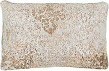Sofakissen Kopfkissen Dekokissen Couch- oder Palettenkissen Lounge Rückenkissen Design Nostalgia Pillow 285 Sand Baumwolle 40x60cm | Teppiche günstig online kaufen