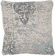 Sofakissen Kopfkissen Dekokissen Couch- oder Palettenkissen Lounge Rückenkissen Design Nostalgia Pillow 285 Grau Baumwolle 45x45cm | Teppiche günstig online kaufen