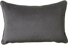 Sofakissen Newberry Ebern Designs Farbe: Grau