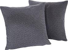 Sofaläufer Aruba, grau (2-Sitzer-Sofa 150/120 cm)