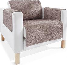 Sofaläufer Knochen, beige (2-Sitzer-Sofa 210/120