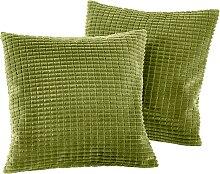 Sofaläufer Lola, grün (2-Sitzer-Sofa 120/150 cm)