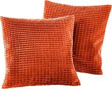 Sofaläufer Lola, rot (3-Sitzer-Sofa 170/150 cm)