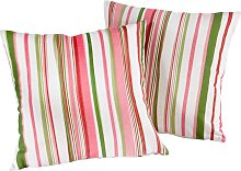 Sofaläufer Stripes, weiß (Sessel 150/50 cm)