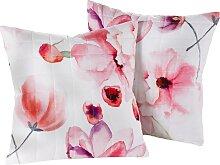 Sofaläufer Viola, rosa (2-Sitzer-Sofa 181/116 cm)