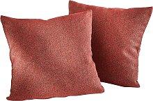SofaläuferEthno, rot (Sessel 150/50 cm)