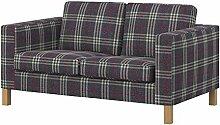 Soferia Bezug fur IKEA KARLANDA 2er-Sofa Bezug,