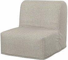 Soferia Bezug fur IKEA LYCKSELE Sessel Bezug,