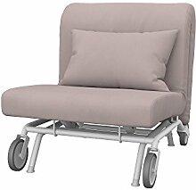 Soferia Bezug fur IKEA PS Sessel, Stoff Eco