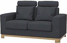 Soferia - Bezug fur IKEA SALEN 2er-Sofa, Eco