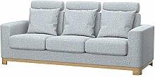 Soferia Bezug fur IKEA SALEN 3er-Sofa, Stoff