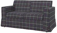 Soferia Bezug fur IKEA SANDBY 2er-Sofa, Stoff