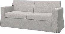 Soferia Bezug fur IKEA SANDBY 3er-Sofa, Stoff