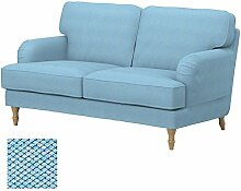 Soferia Bezug fur IKEA STOCKSUND 2er-Sofa, Stoff