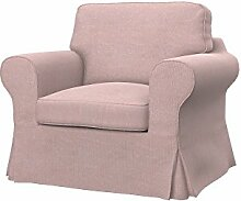Soferia - IKEA EKTORP Sessel Bezug, Glam Lavender
