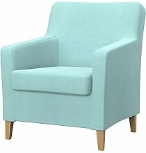 Soferia - IKEA KARLSTAD Sessel Bezug, altes Modell, Glam Min