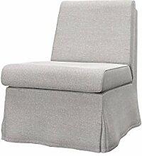 Soferia - IKEA SANDBY Sessel Bezug, Classic Beige