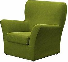 Soferia - IKEA TOMELILLA Sessel Bezug, Elegance Green