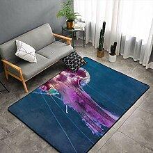 Soft Area Teppich für Schlafzimmer, 60x39inch