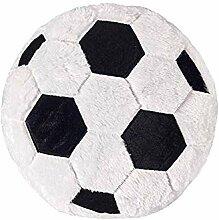 Soft-Fußball-Kissen Fußball-Liebhaber - Fluffy