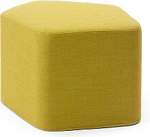 Softline Hocker Lake grün, Designer Busk &