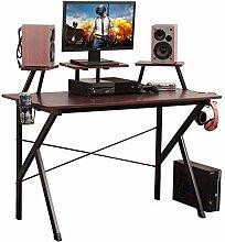 soges Computertisch Gaming Schreibtisch, 120 * 60
