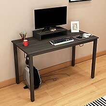 sogesfurniture Computertisch Schreibtisch großer