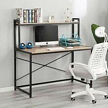 sogesfurniture Schreibtisch großer Computertisch