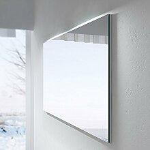sogood BH: 120x70cm Rahmenloser Design Wandspiegel