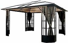 Sojag Aluminium Pavillon Savino 12x14 inkl.