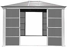 Sojag Aluminium Pavillon Striano 12x14 // 427x362