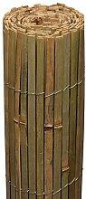 Sol Royal Sicht-Schutzmatte aus Bambus SolVision 100x600cm Sichtschutz & Wind-Schutz Bambus-Matte für Zaun oder Balkon