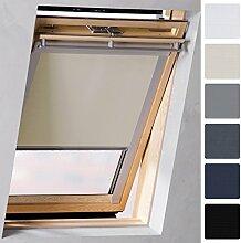 velux dachfenster rollo g nstig online kaufen lionshome. Black Bedroom Furniture Sets. Home Design Ideas