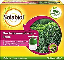 Solabiol Buchsbaumzünsler-Falle, zur