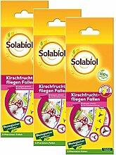 Solabiol Kirschfruchtfliegen Fallen,