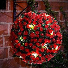 Solalite Künstliche Buchsbaumkugel mit