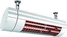 Solamagic Infrarotstrahler SM-2000IP65-W IP65, Farbe: Weiß, Maße: 516x176x230mm, 230V